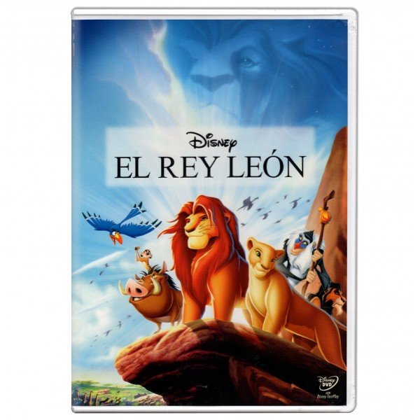 The Lion King DVD 2011 Edition