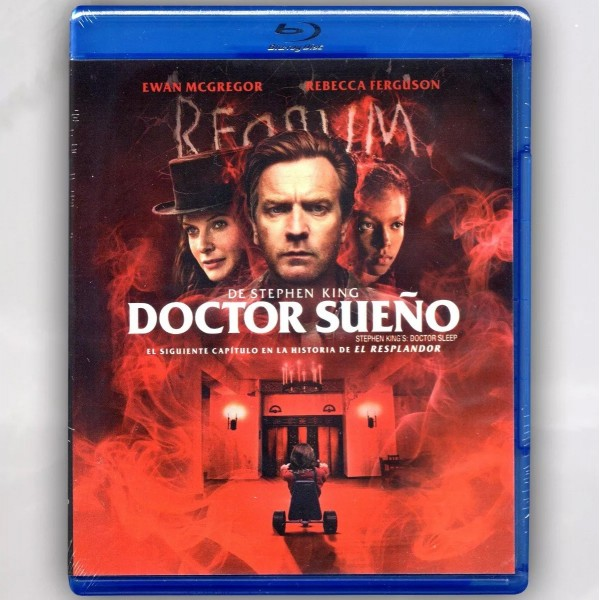 Stephen King´s Doctor Sleep Blu-ray