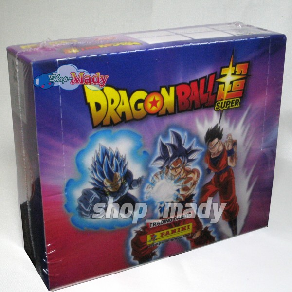 Dragon Ball Super Trading Cards - 1 Caja con 24 Sobres (120 Tarjetas)