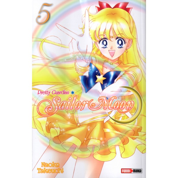 Pretty Guardian Sailor Moon Manga Tomo 5 Panini
