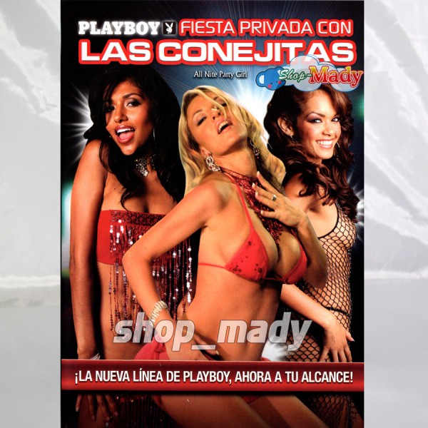 All Nite Party Girl  DVD