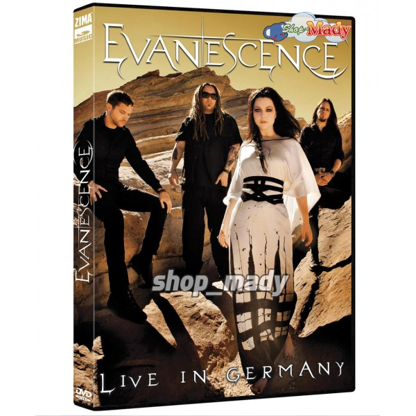 Evanescence Live In Germany - 1 Dvd Región 1 Y 4 Año: 2007