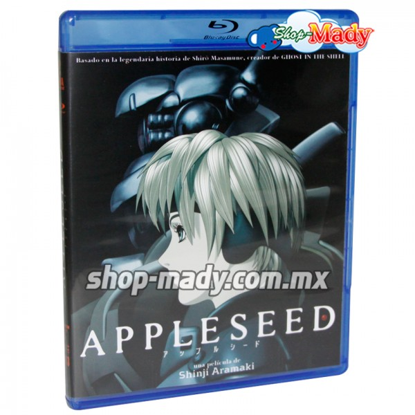 Appleseed 2004 Blu-Ray