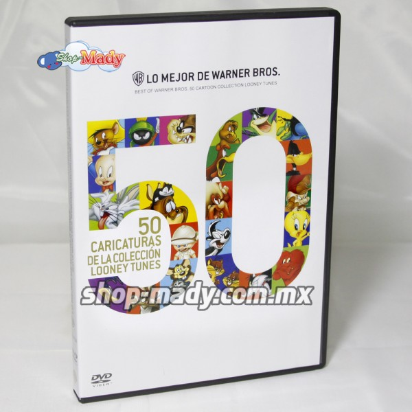 50 Caricaturas de la Coleccion Looney Tunes