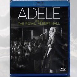 Adele Live at the Royal Albert Hall Blu-ray + CD