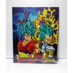 Album Dragon Ball Super Pasta Dura