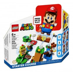 Lego Super Mario Starter Course 231 Pieces Model 71360