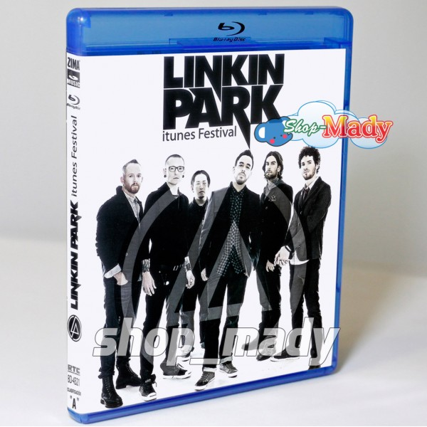Linkin Park itunes Festival Blu-ray