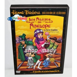 The Perils of Penelope Pitstop the complete series