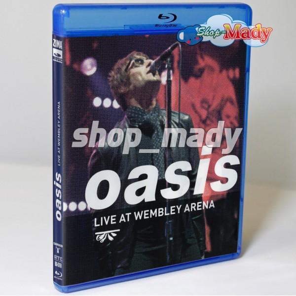 Oasis Live at Wembley Arena Blu-ray