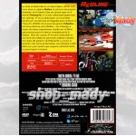 Redline Carrera Mortal DVD