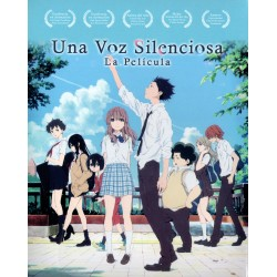 A silent Voice the Movie Blu-ray + DVD