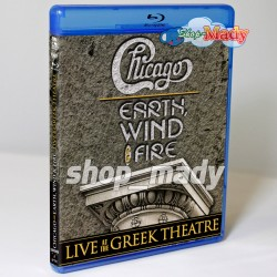 Chicago and Earth, Wind & Fire live at the Greek Theathre Blu-ray