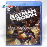 Batman Vs Robin Blu-ray