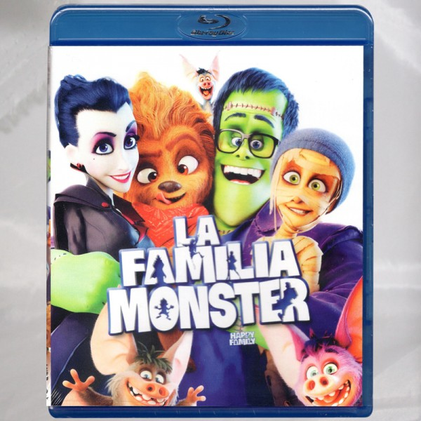 La Familia Monster - Happy Family - Blu-ray