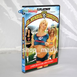 Playboy's Girls of World Soccer DVD