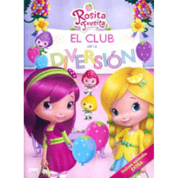 Rosita Fresita El Club de la Diversion