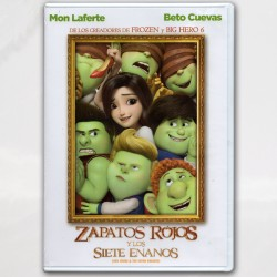 Red Shoes & The Seven Dwarfs DVD