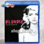 Blondie itunes Festival Blu-ray