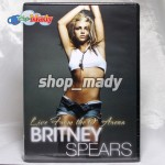 Britney Spears Live From The O2 Arena DVD