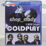 Coldplay E-werk Cologne Blu-ray