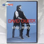 David Guetta itunes Festival DVD