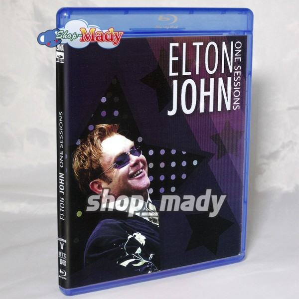 Elton John One Sessions Blu-ray