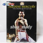 Box Set Freddie Mercury The Show Must Go On DVD