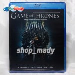 Game Of Thrones - Primera Temporada Completa Bluray
