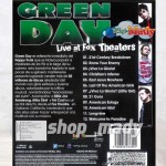 Green Day Live at Fox Theaters Blu-ray