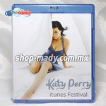 Katy Perry itunes Festival Blu-ray