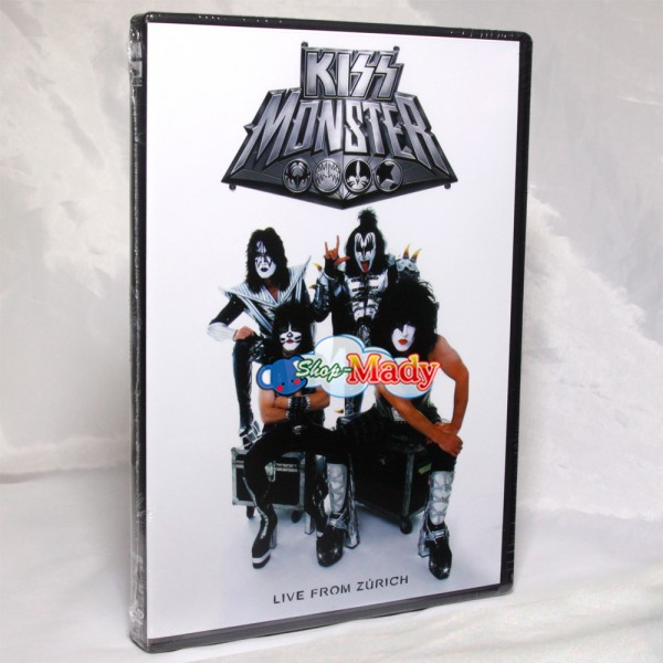 Kiss Monster - Live From Zürich Dvd