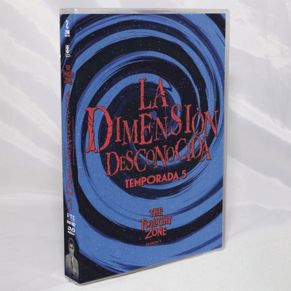 La Dimension Desconocida Temporada 4 En DVD