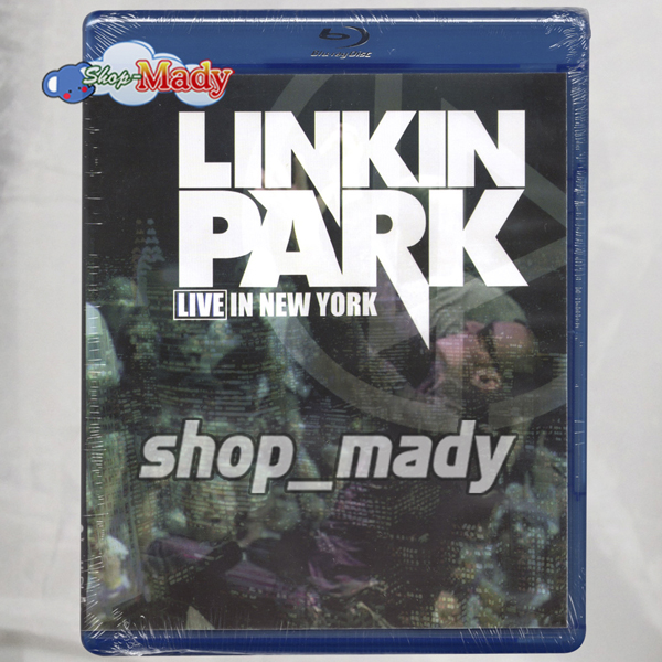 Linkin Park Live In New York - Blu-ray Región A, B, C