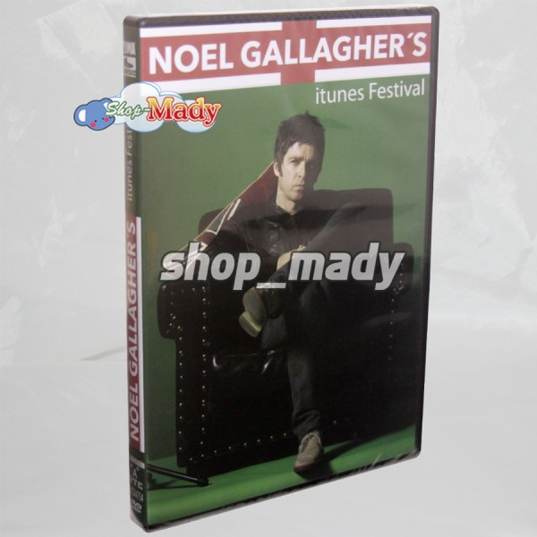 NOEL GALLAGHER'S itunes Festival DVD