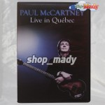 Paul McCartney Live in Québec DVD