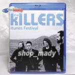 The Killers Itunes Festival Blu-ray