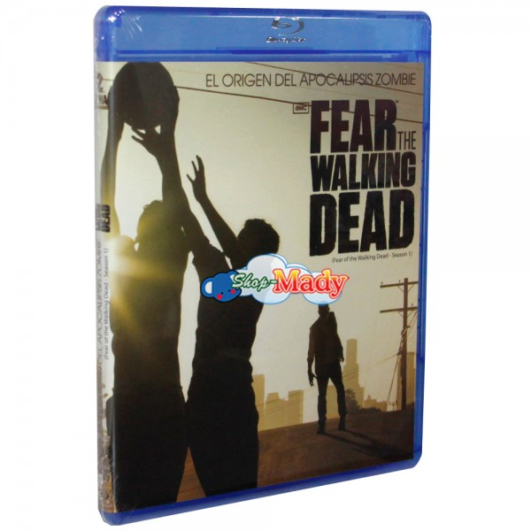 Fear the Walking Dead Season 1 - Blu-ray