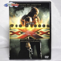 Vin Diesel XXX Director's Cut Dvd