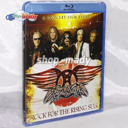 Aerosmith Rock For The Rising Sun Blu-ray